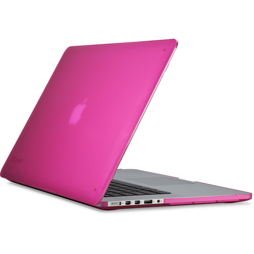 "Speck SeeThru Case for 15"" MacBook Pro with Retina Display (Pink)"