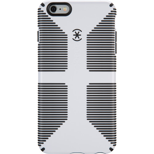 Speck CandyShell Grip Case for iPhone 6 Plus/6s Plus (White/Black)
