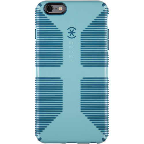 Speck CandyShell Grip Case for iPhone 6 Plus/6s Plus (River Blue/Tahoe Blue)