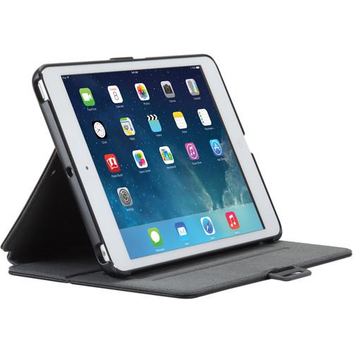 Speck StyleFolio Case for iPad mini 1, 2, & 3 (Black/Slate Gray)
