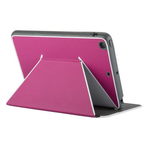 Speck DuraFolio Case for iPad Air 2 (Fuchsia Pink / White)