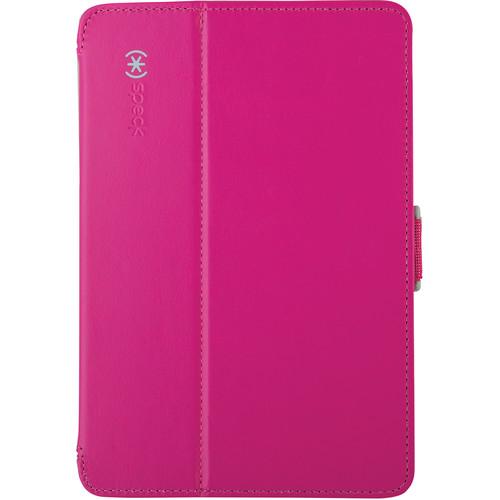 Speck StyleFolio Case for iPad mini 1, 2, & 3 (Fuchsia Pink/Nickel Gray)