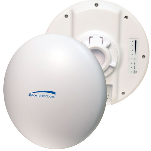Speco Technologies 300 Mbps Outdoor Point-to-Point Video Network Bridge with DIP Function (48V, 2.4 GHz)