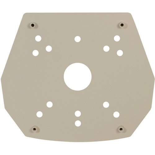 Speco Technologies APT28DW Adapter Plate for Pole or Corner Wall Mount