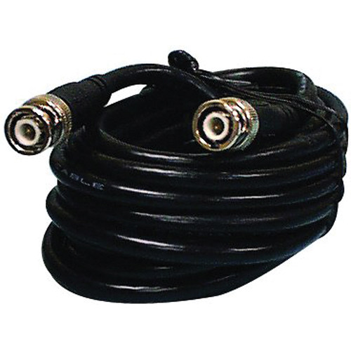 Speco Technologies RG59 Coaxial Cable with BNC Male Connectors (50')