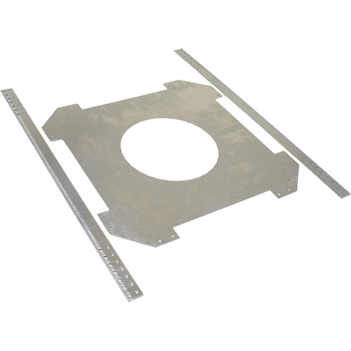 """Speco Technologies BRC8F 9-7/8"""" Cutout Speaker Support Bracket for SP8ECS and SP6MAT In-Ceiling Speakers (Pair)"""