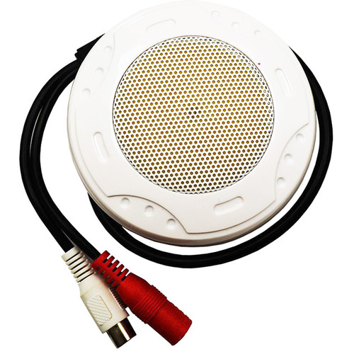 Speco Technologies CAMMIC2 Surface Mount Line Level Microphone