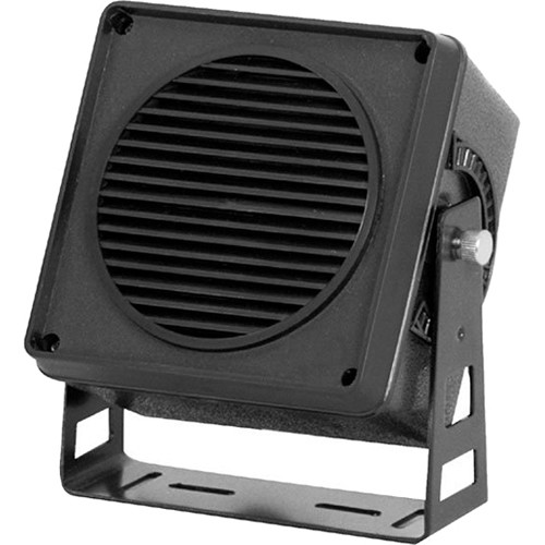 "Speco Technologies 4"" Communication Speaker (Black)"