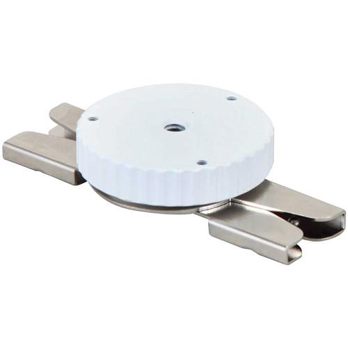 Speco Technologies CM00T Ceiling Clip Mount Bracket for Mini Turret Cameras (White)