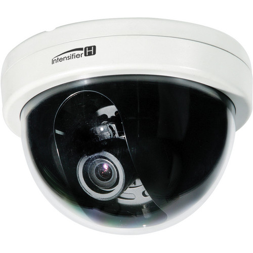 Speco Technologies Intensifier H Series 960H Dome Camera (White)