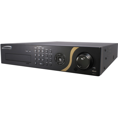 Speco Technologies 32-Channel GS Hybrid DVR with Digital Deterrence & 6TB HDD