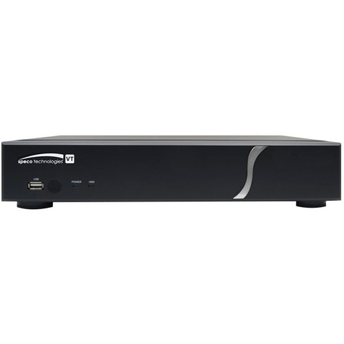 Speco Technologies 4-Channel 1080p HD-TVI DVR with 8TB HDD