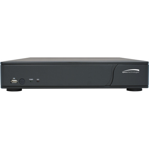 Speco Technologies D8RS 8-Channel D1 DVR with 2TB HDD