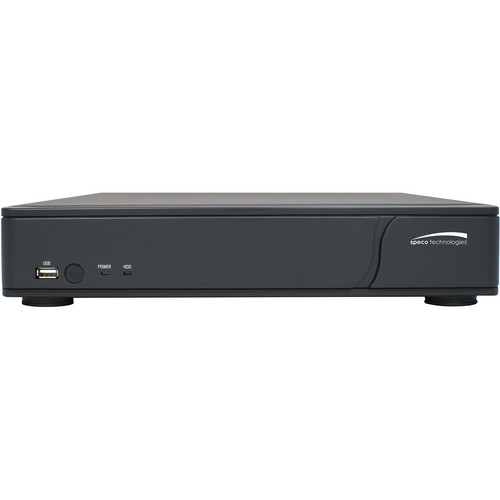 Speco Technologies D8RS H.264 8-Channel DVR with Digital Deterrent (500GB)