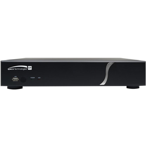 Speco Technologies 8-Channel 1080p HD-TVI DVR with 4TB HDD