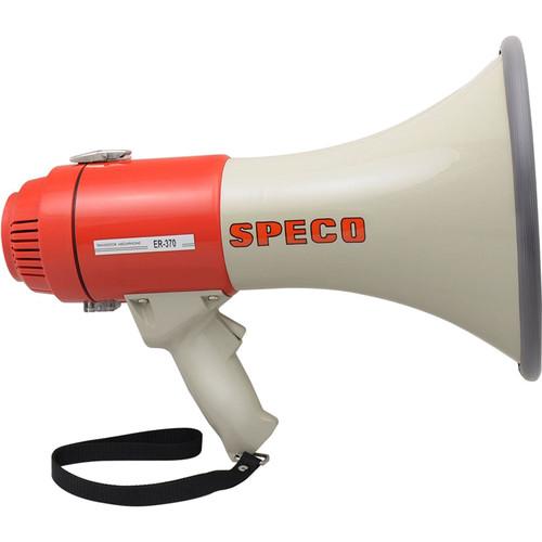 Speco Technologies 16W Deluxe Megaphone with Siren