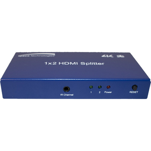 Speco Technologies HDMI 1x2 Splitter
