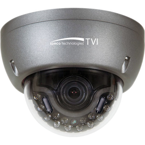Speco Technologies Intense IR 2MP Outdoor HD-TVI Dome Camera