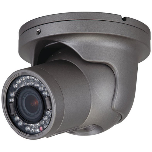 Speco Technologies HD-TVI IR Indoor/Outdoor Turret Camera with 3.6mm Fixed Lens