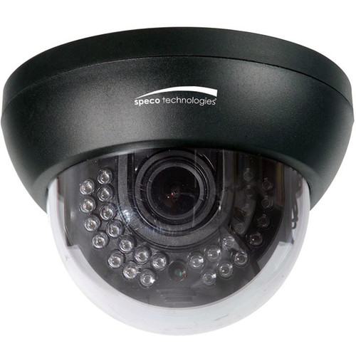 Speco Technologies 1000 TVL Indoor IR Dome Camera (Black, NTSC)