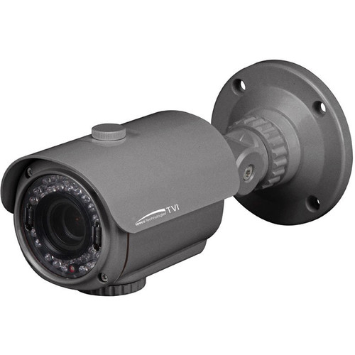 Speco Technologies HD-TVI Indoor/Outdoor Bullet Camera with 2.8-12mm Varifocal Lens, IR LEDs