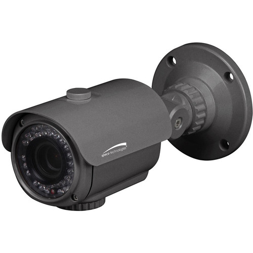 Speco Technologies 1000 TVL Indoor/Outdoor Day/Night Vandal-Resistant IR Bullet Camera with 5 to 50mm Varifocal Lens