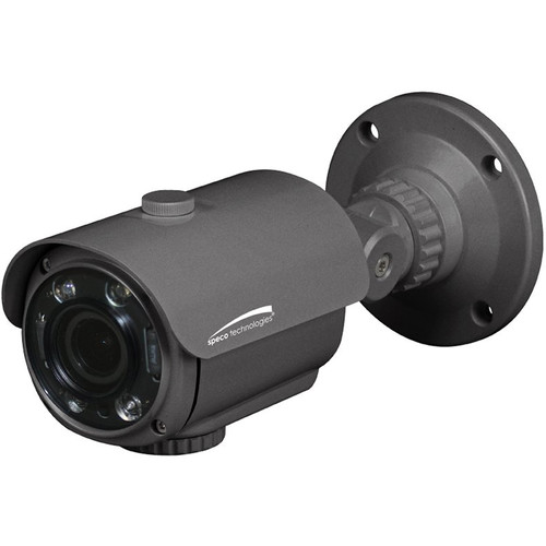 Speco Technologies Flexible Intensifier HD-TVI 2MP Outdoor Bullet Camera with Night Vision