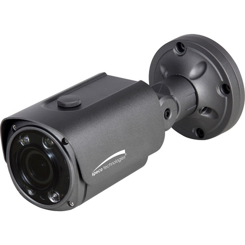 Speco Technologies HTFB4TM 4MP Outdoor HD-TVI Bullet Camera with Night Vision and Heater