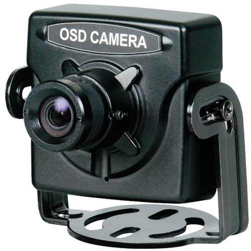 Speco Technologies 1.3 MP Intensifier K Indoor Mini Board Camera with True WDR and 3.6mm Fixed Lens (Black)