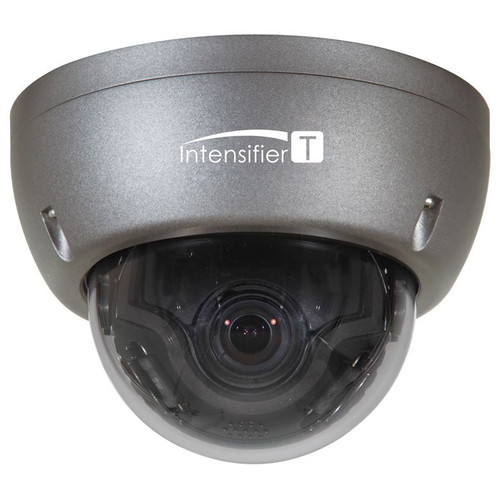 Speco Technologies HD-TVI Intensifier T Indoor/Outdoor Dome Camera with 3.6mm Fixed Lens