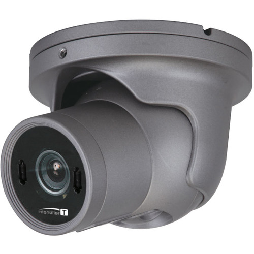 Speco Technologies Intensifier T HTINT60T 2MP Outdoor Turret Camera with 2.8-12mm Varifocal Lens