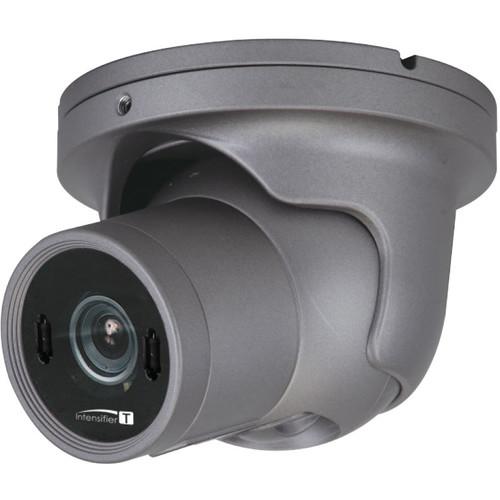 Speco Technologies HD-TVI 1080P Vandal Dome/Turret Intensifier T, 2.8-12mm Lens (Gray Housing)