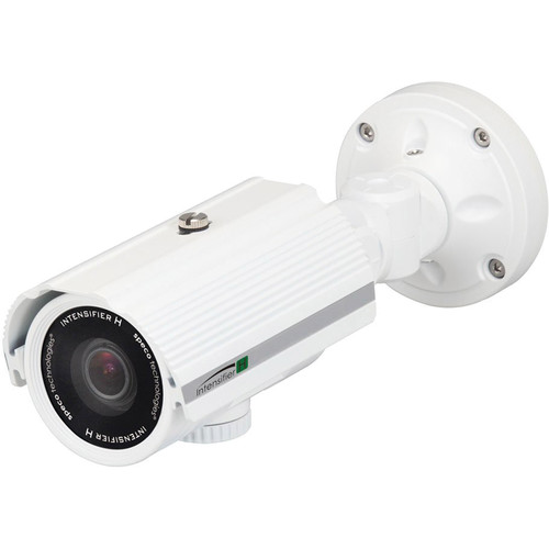 Speco Technologies Intensifier H Indoor/Outdoor 5 to 50mm Varifocal Bullet Camera White