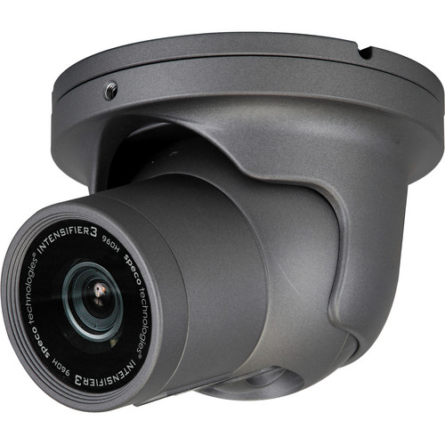 Speco Technologies HTINTD8H IntensifierH Indoor / Outdoor Color Dome Camera