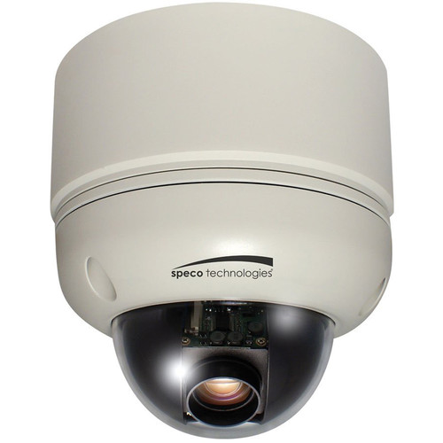 Speco Technologies HTSD12XH 960H Outdoor PTZ Speed Dome Camera