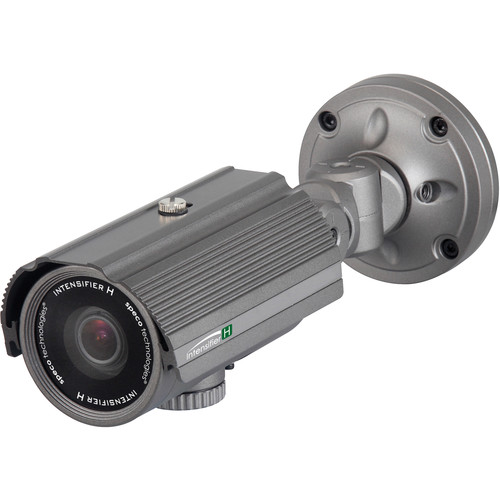 Speco Technologies Intensifier3 Series HTB11FFIH Day/Night Weather-Resistant Bullet Camera with 2.8 to 10mm Auto Iris Focus Free Motorized Zoom Lens (NTSC)