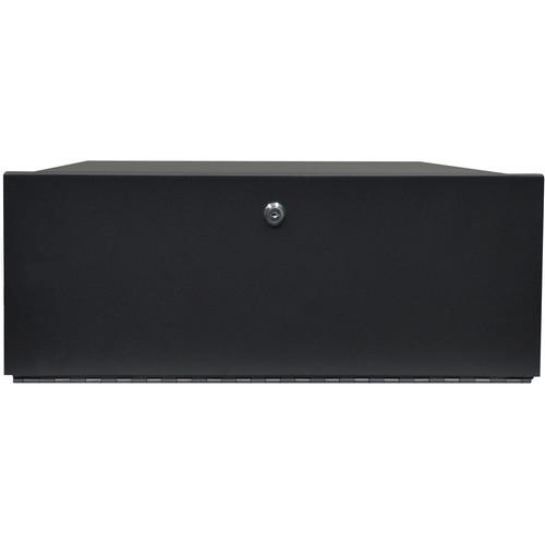 Speco Technologies LB1 Lockbox with Fan for Desktop DVR or VCR