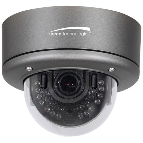 Speco Technologies O2D7M 2MP Outdoor Network Dome Camera with Night Vision