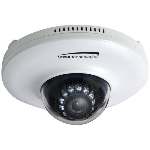Speco Technologies O2DP9 2MP Network Mini Dome Camera with Night Vision