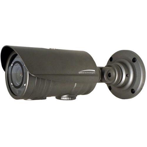 Speco Technologies 3-MP Indoor/Outdoor Full HD IP Bullet Camera with Flexible Intensifier