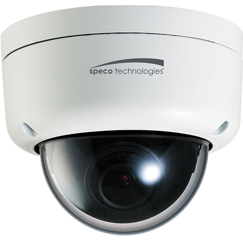 Speco Technologies Ultra Intensifier O2iD8 2MP Outdoor Network Dome Camera