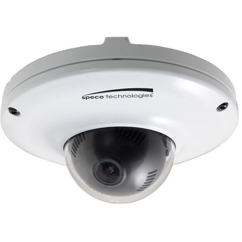 Speco Technologies Intensifier IP 2MP Outdoor Mini Dome Camera (White)