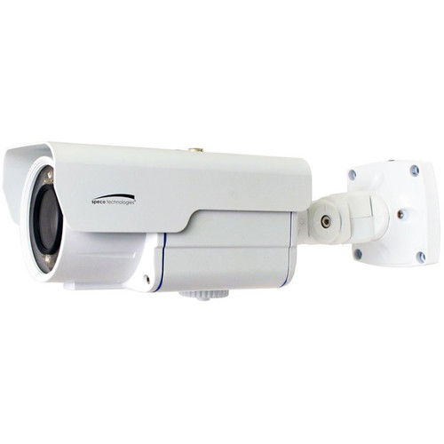 Speco Technologies O2LPR67 2MP Outdoor Network License Plate Camera with Night Vision
