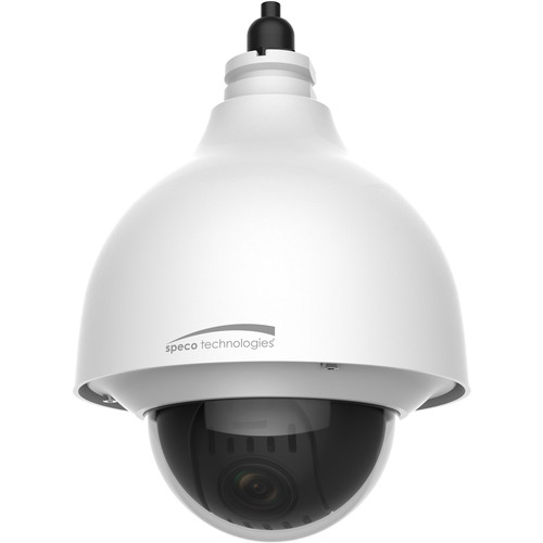 Speco Technologies 2MP 12X Indoor/Outdoor IP PTZ Camera (White Housing)