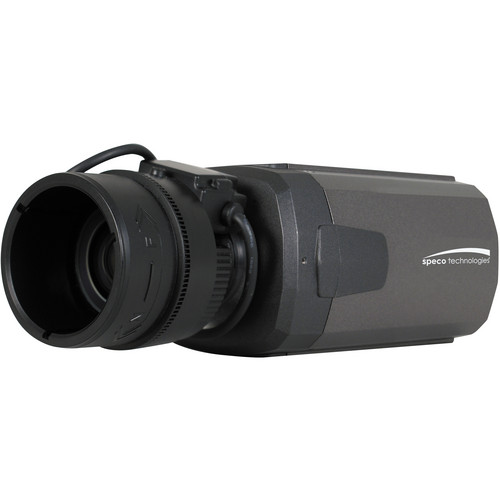 Speco Technologies O2T6 Full HD 1080p 2Mp Traditional IP PoE Camera (without Lens)