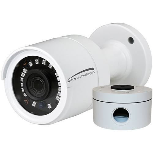 Speco Technologies O2VLB7 2MP Outdoor Network Bullet Camera with Night Vision