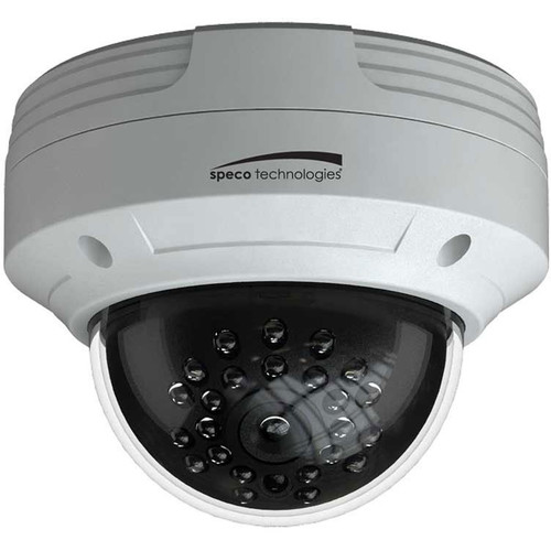 Speco Technologies O2VLD5 2MP Outdoor Network Dome Camera with Night Vision