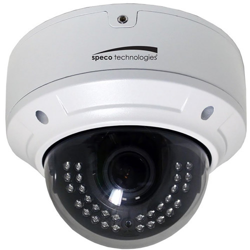 Speco Technologies O2VLD6 2MP Outdoor Network Dome Camera with Night Vision