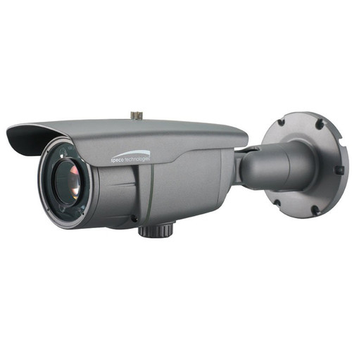 Speco Technologies O3FB56M 3MP Outdoor Network Bullet Camera with Night Vision & Heater (Dark Gray)