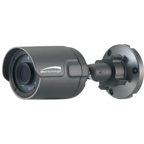 Speco Technologies Flexible Intensifier 3MP Outdoor Network Bullet Camera with Night Vision